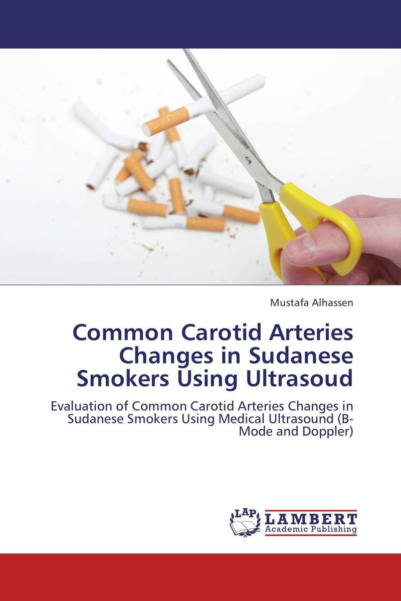Common Carotid Arteries Changes in Sudanese Smokers Using Ultrasoud цветная бумага henan university of technology press