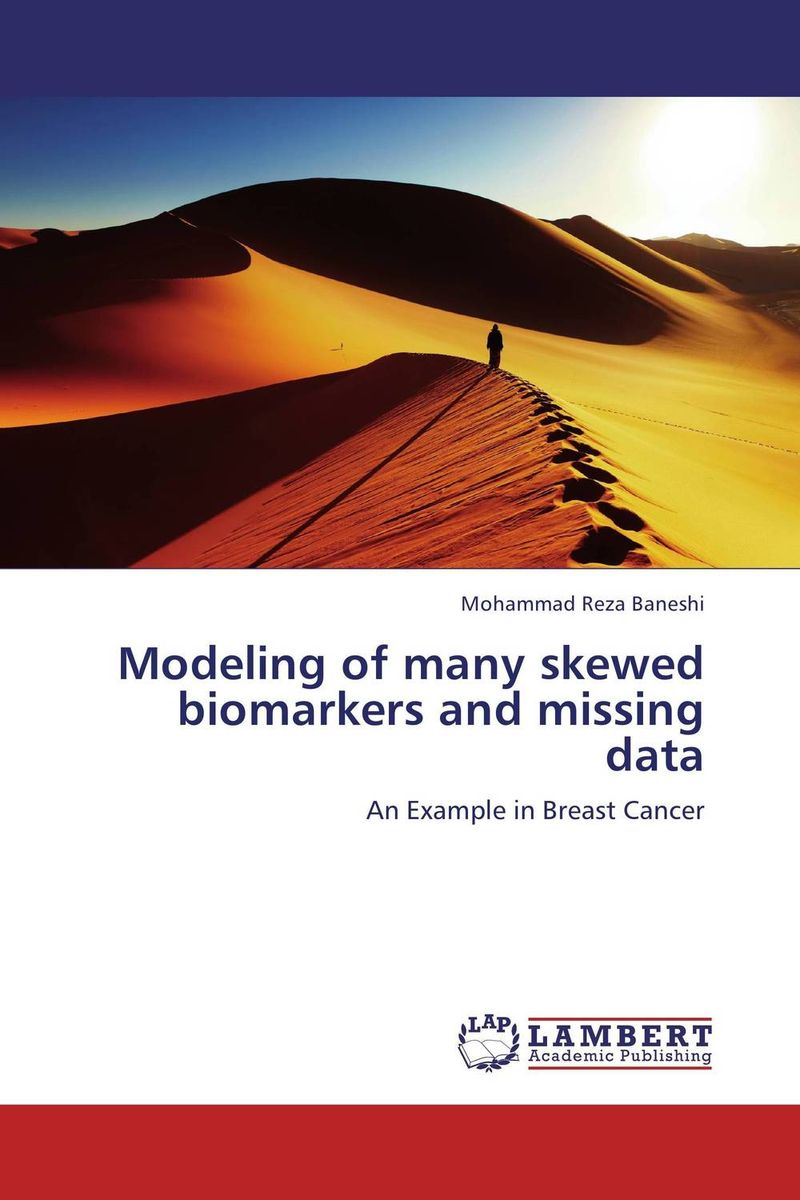 Modeling of many skewed biomarkers and missing data in situ detection of dna damage methods and protocols
