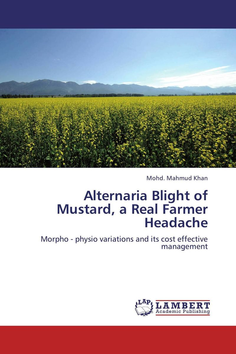 Alternaria Blight of Mustard, a Real Farmer Headache effect of plant extracts on alternaria brassicae in mustard