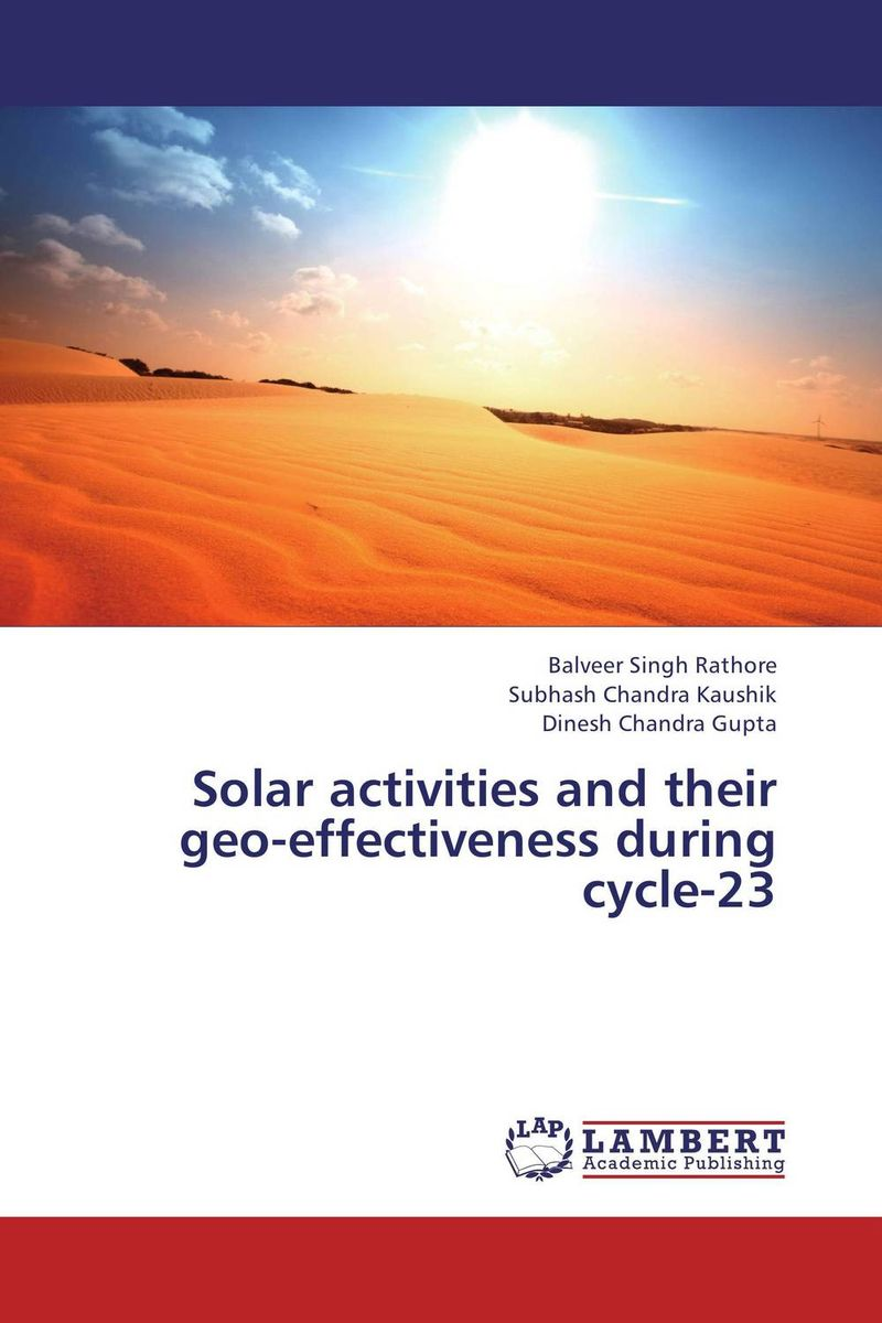 Solar activities and their geo-effectiveness during cycle-23 wind effects on typical tall structures