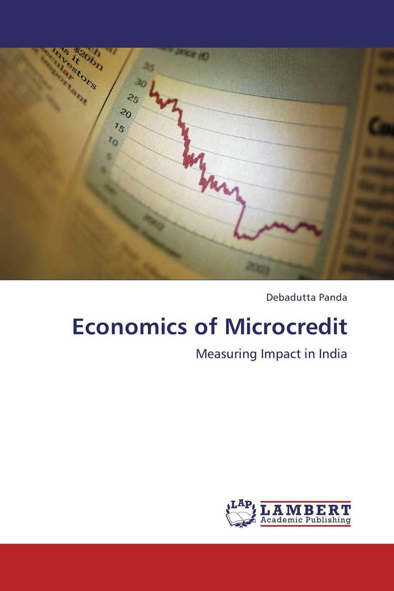 Economics of Microcredit the economics of international migration