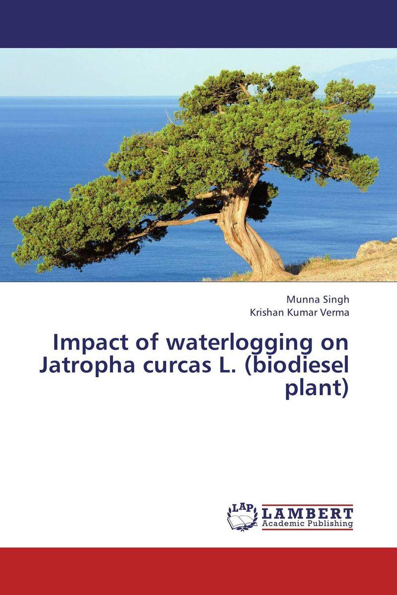 Impact of waterlogging on Jatropha curcas L. (biodiesel plant) diversity of east african physic nut jatropha curcas l germplasm