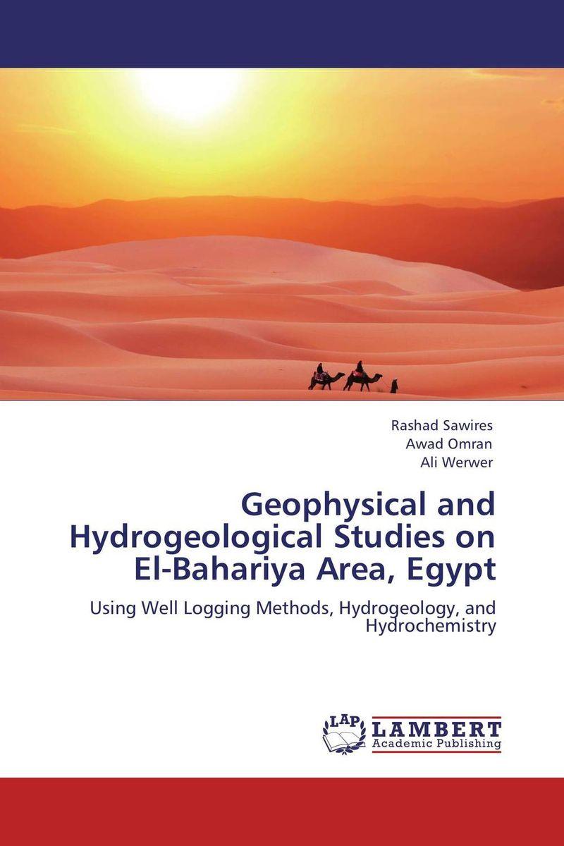 Geophysical and Hydrogeological Studies on El-Bahariya Area, Egypt tamer el moghazy ahmad mahmoud abd el halem el gamal and amel gaber salem effect of some postharvest treatments on spear and peppermint herbs