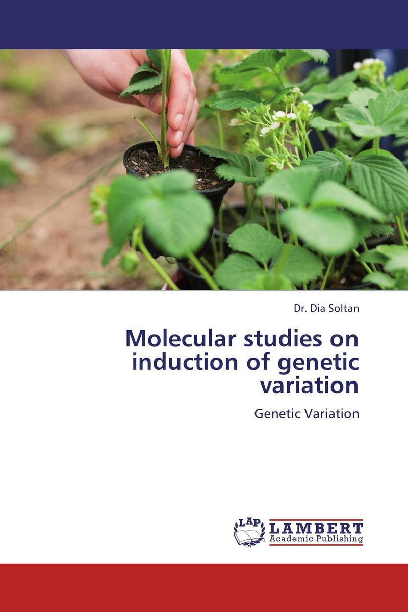 Molecular studies on induction of genetic variation eman ibrahim el sayed abdel wahab molecular genetic characterization studies of some soybean cultivars