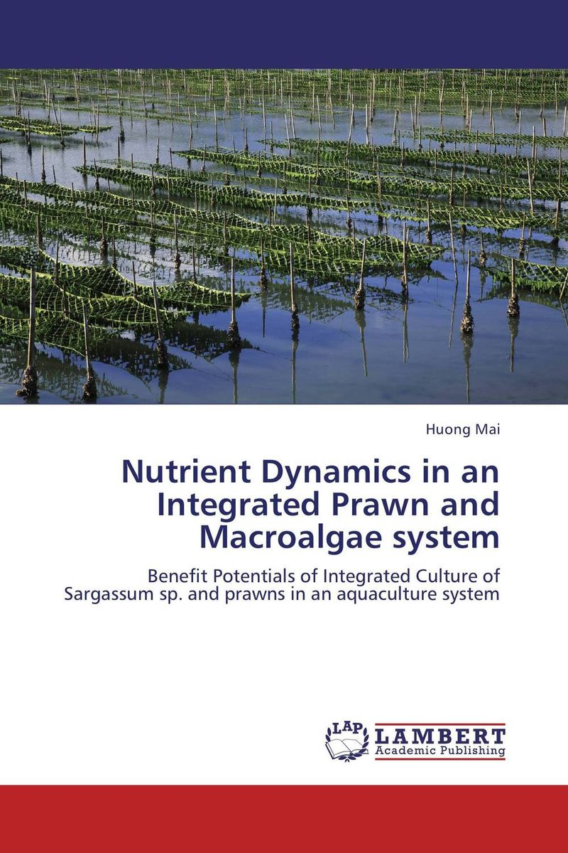Nutrient Dynamics in an Integrated Prawn and Macroalgae system mukhzeer mohamad shahimin and kang nan khor integrated waveguide for biosensor application