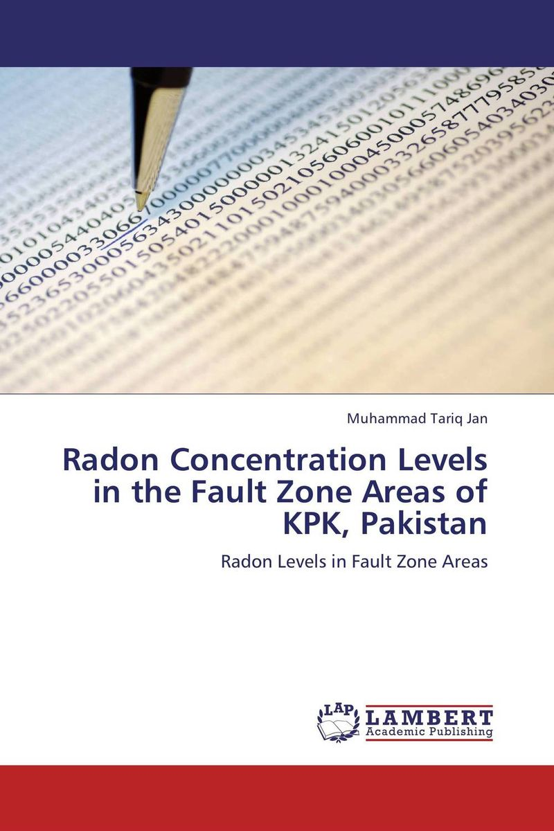 Radon Concentration Levels in the Fault Zone Areas of KPK, Pakistan muhammad rafique and bilal shafique time based variability observations in indoor radon concentrations