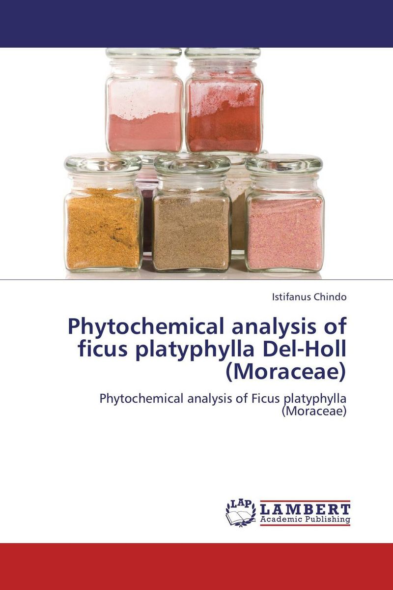 Phytochemical analysis of ficus platyphylla Del-Holl (Moraceae) phytochemical investigation of the flavonoids