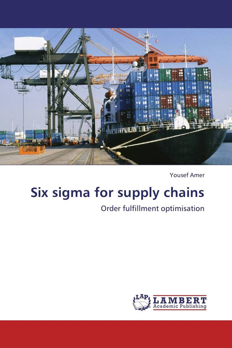 Six sigma for supply chains david parmenter key performance indicators