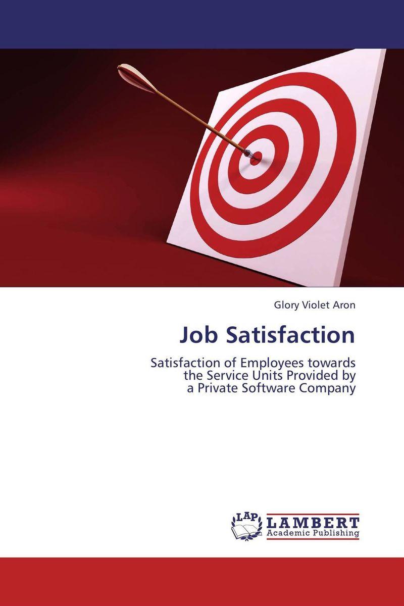 job satisifaction