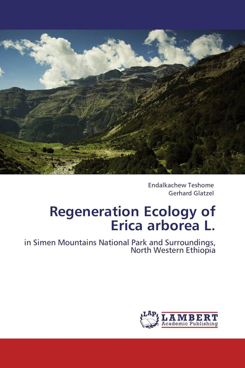 Regeneration Ecology of Erica arborea L. gnanasekar s and chandrasekhar c n carbon sequestration in multipurpose tree species at seedling stage