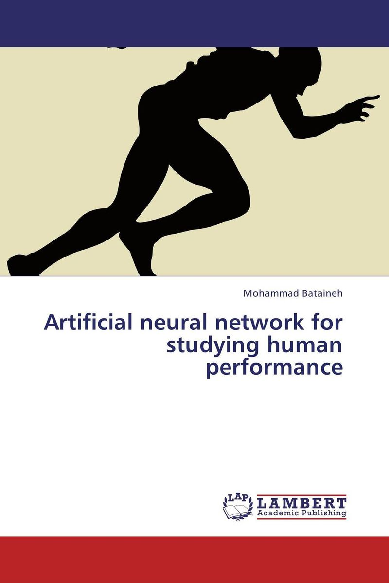 Artificial neural network for studying human performance
