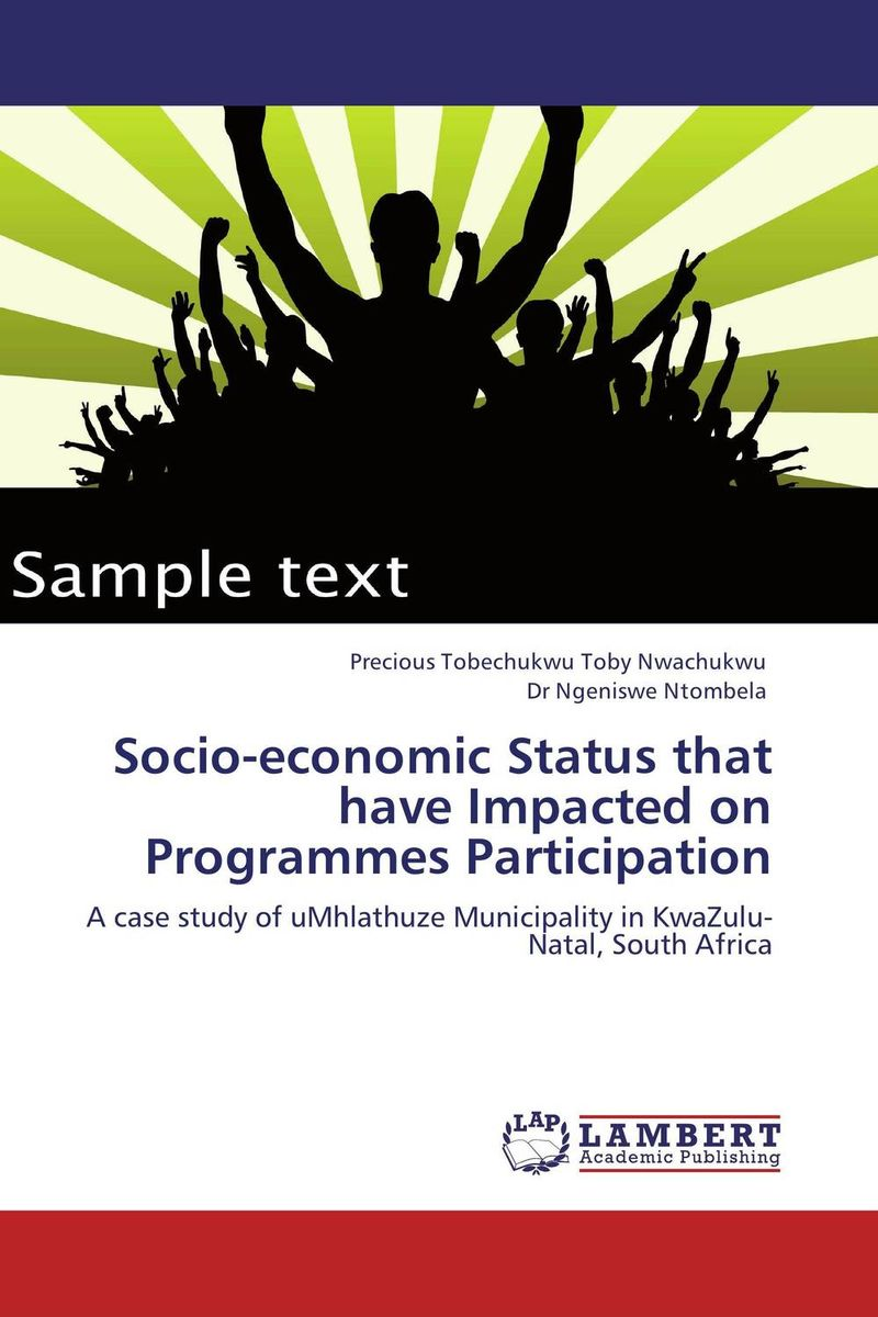 цены Socio-economic Status that have Impacted on Programmes Participation
