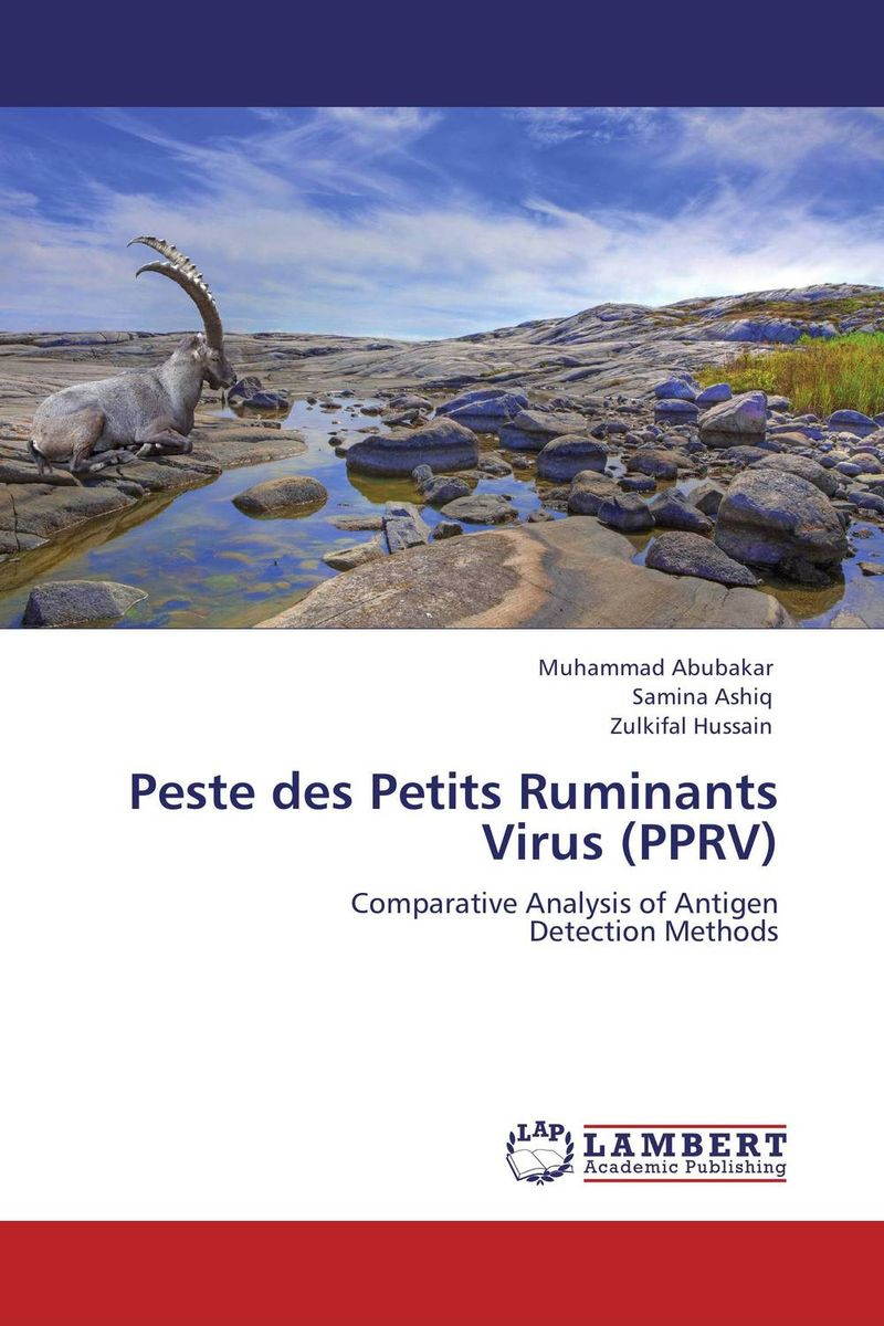 Peste des Petits Ruminants Virus (PPRV) lesions of skin of sheep and goats due to external parasites