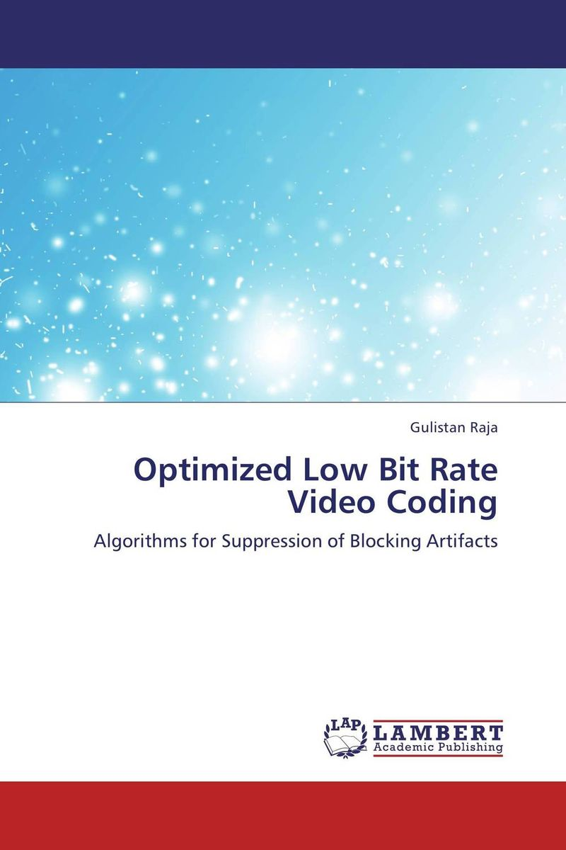 Optimized Low Bit Rate Video Coding optimized–motion planning