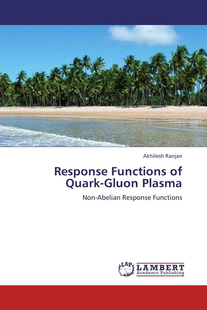 Response Functions of Quark-Gluon Plasma vishnu gupta modulation of ovarian functions and fertility response using insulin
