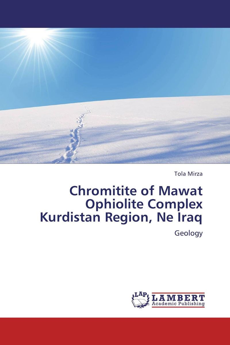 Chromitite of Mawat Ophiolite Complex Kurdistan Region, Ne Iraq love on the rocks