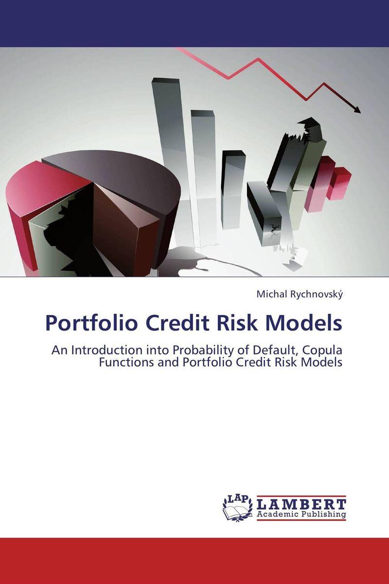Portfolio Credit Risk Models srichander ramaswamy managing credit risk in corporate bond portfolios a practitioner s guide
