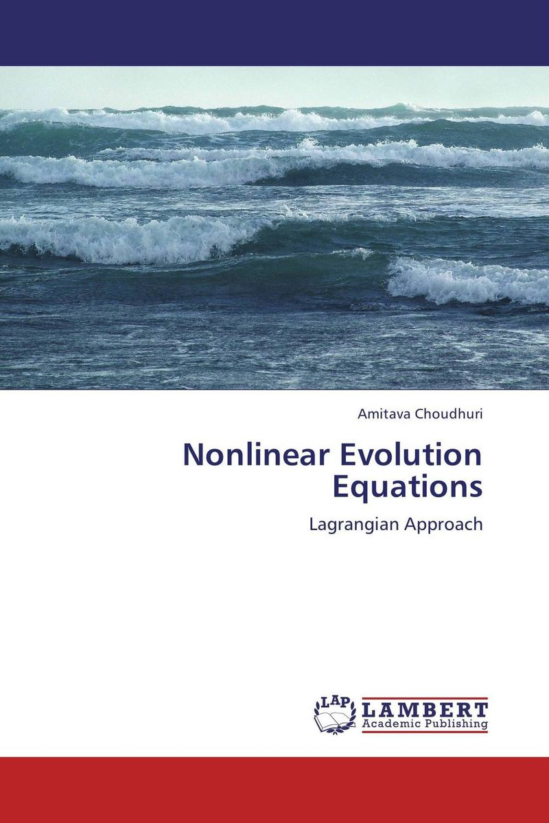 Nonlinear Evolution Equations evolution equations and applications