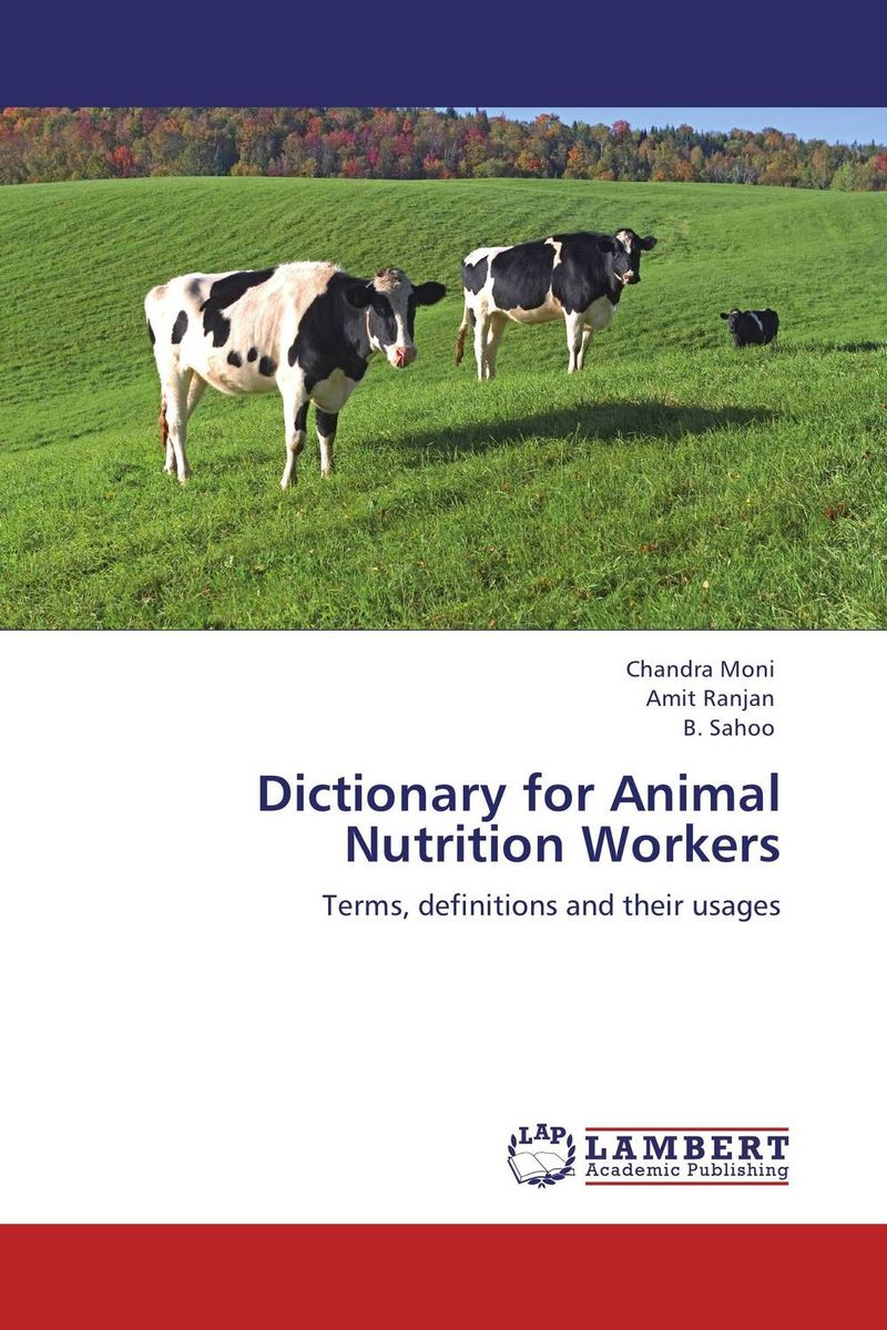 Dictionary for Animal Nutrition Workers the illustrated dictionary of boating terms – 2000 essential terms for sailors