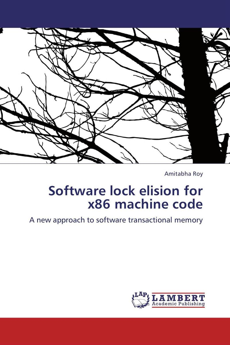 Software lock elision for x86 machine code implementation of a remote controller for a three axis milling machine