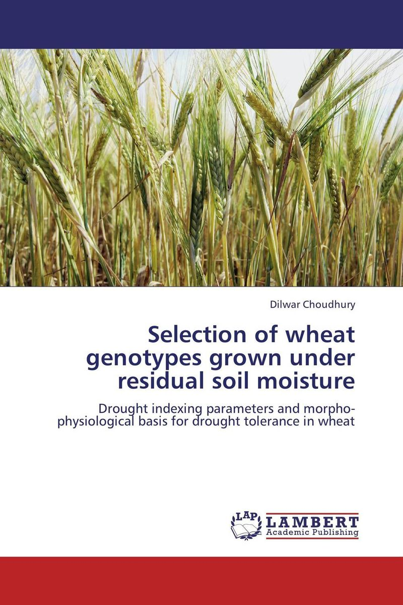 Selection of wheat genotypes grown under residual soil moisture deciphering the role of yap4 phosphorylation under stress conditions