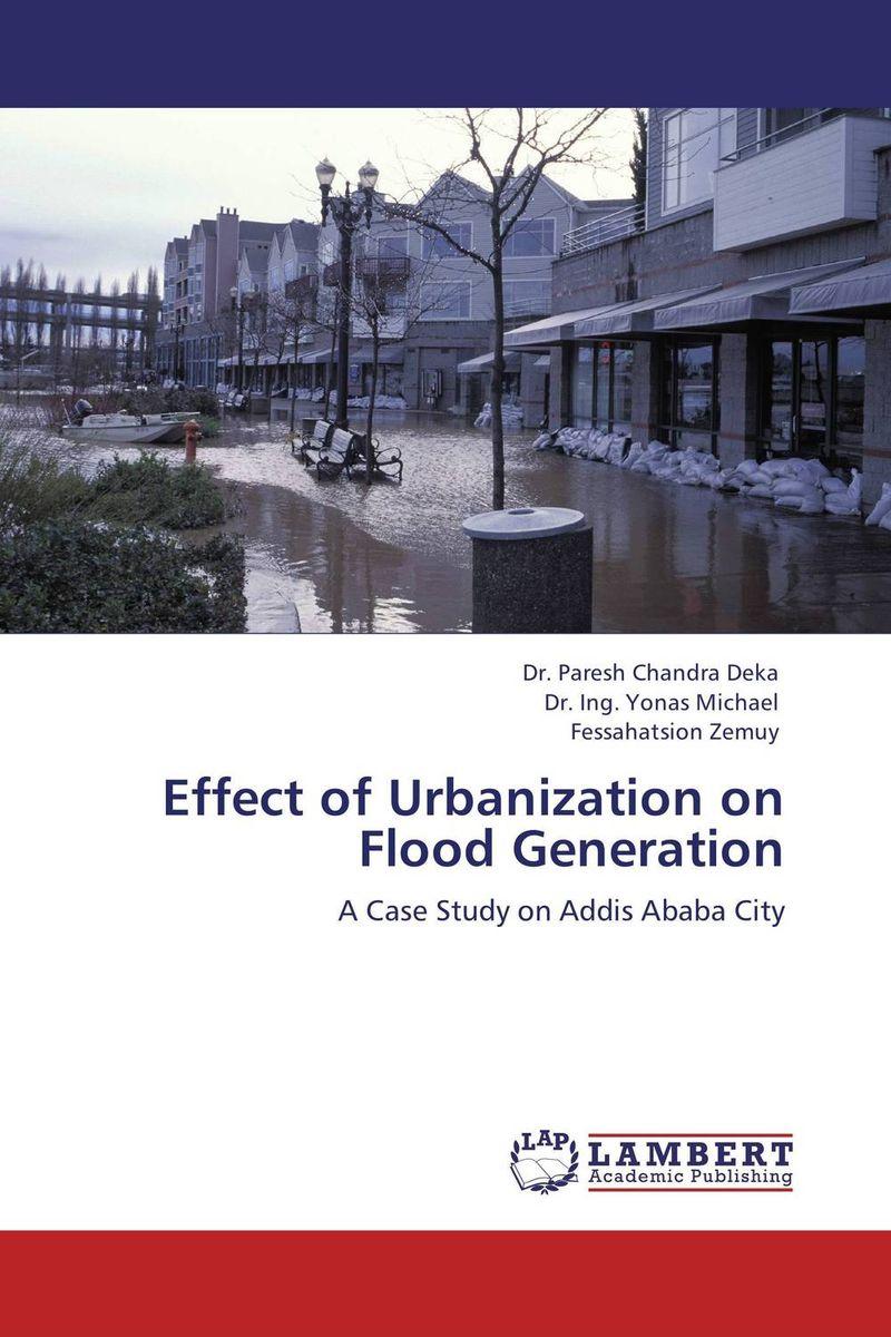 купить Effect of Urbanization on Flood Generation по цене 4631 рублей