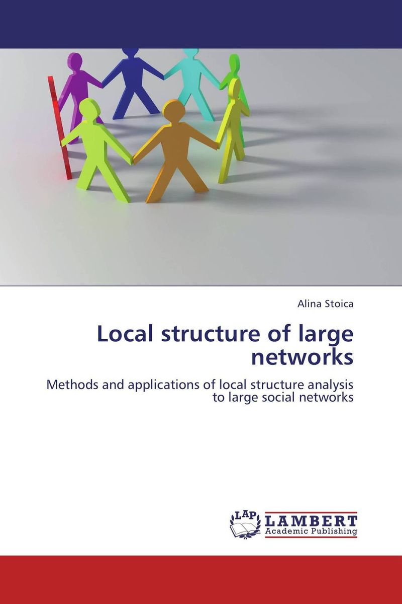 Local structure of large networks modeling and evaluation of networks on chip