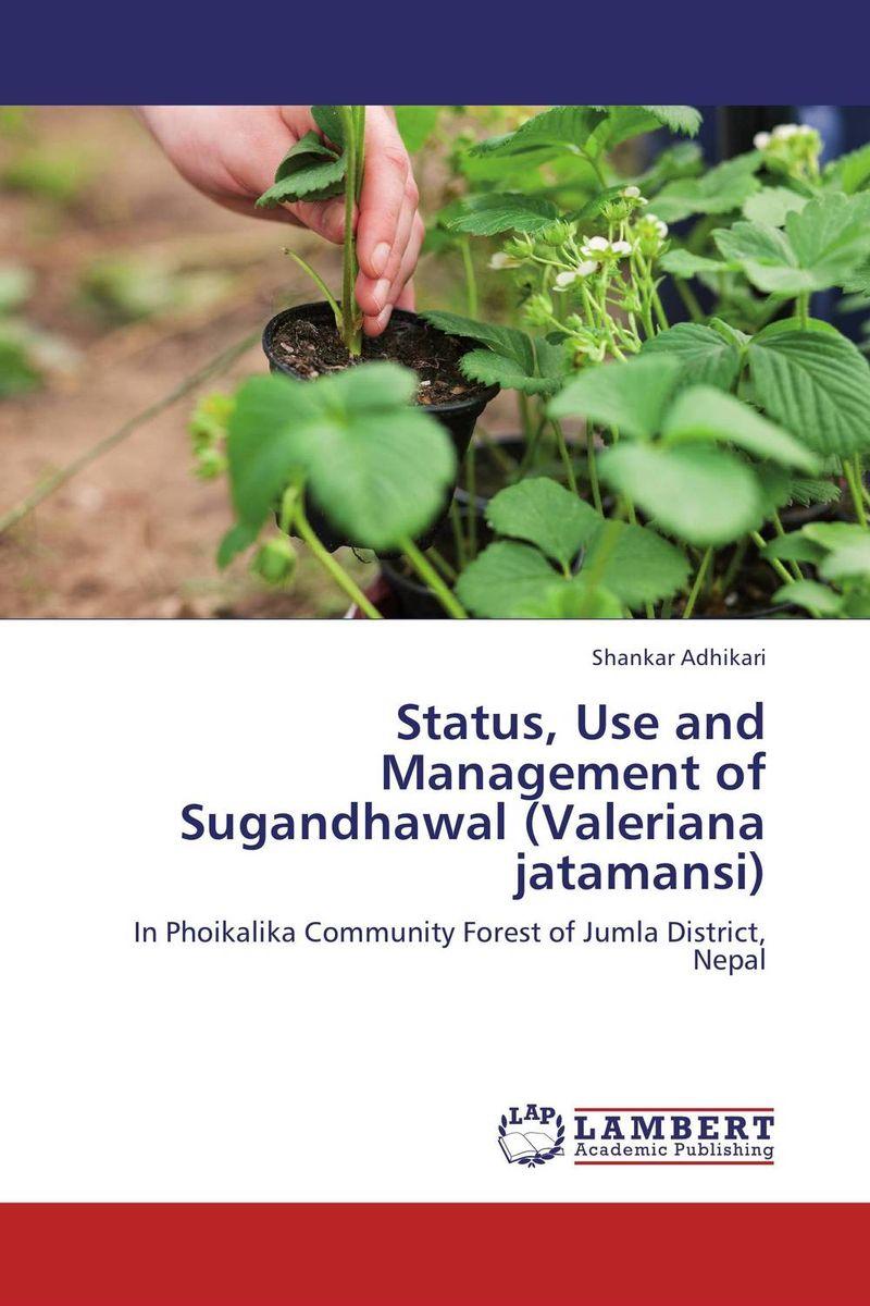 Status, Use and Management of Sugandhawal (Valeriana jatamansi) soil ph