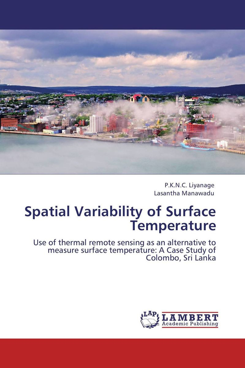 Spatial Variability of Surface Temperature