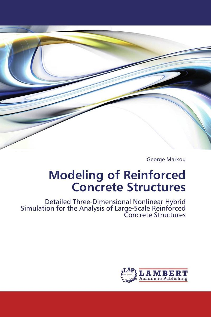 Modeling of Reinforced Concrete Structures numerical study of dynamic relaxation methods