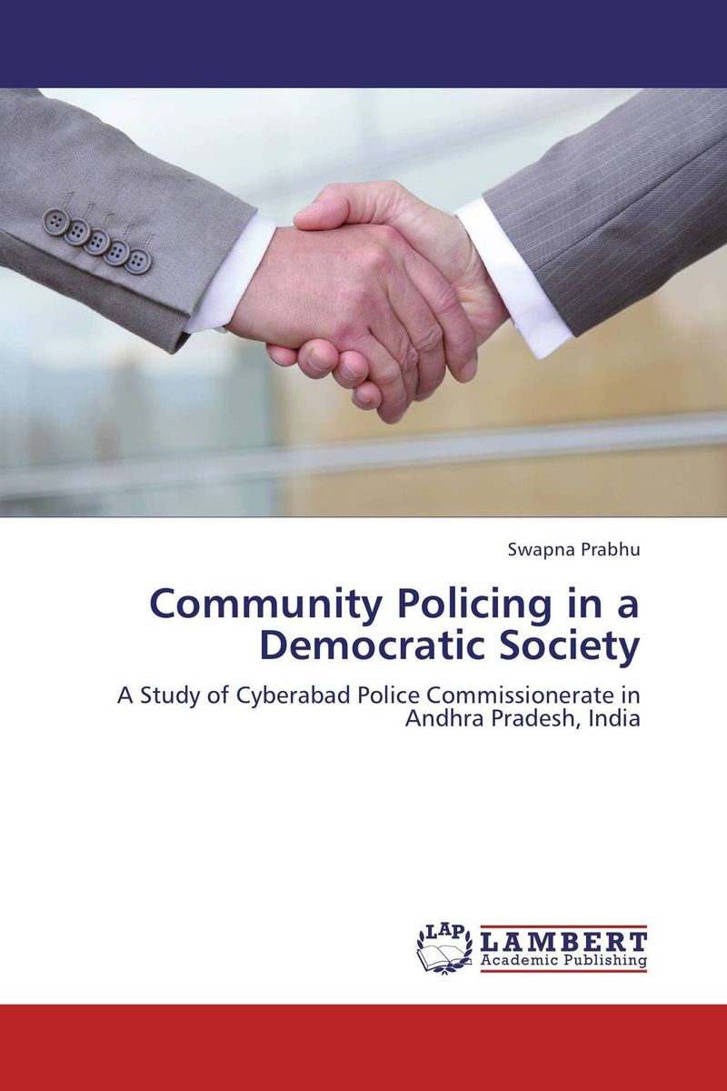 Community Policing in a Democratic Society victor e kappeler community policing