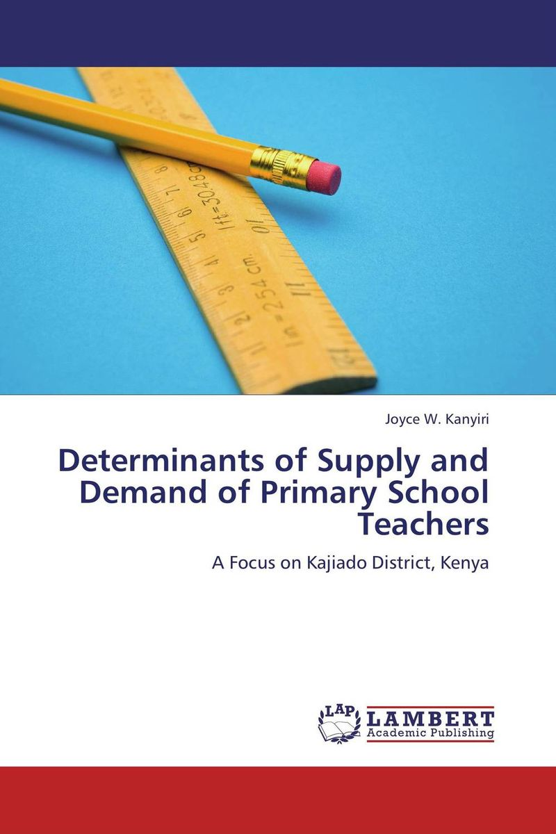 Determinants of Supply and Demand of Primary School Teachers clock table model teacher demonstration with primary school mathematics science and education equipment three needle linkage