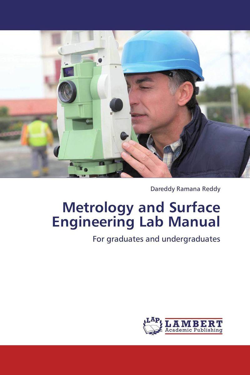 Metrology and Surface Engineering Lab Manual