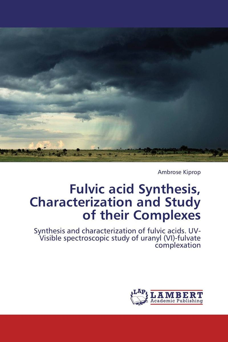 Fulvic acid Synthesis, Characterization and Study of their Complexes modified pnas synthesis and interaction studies with dna