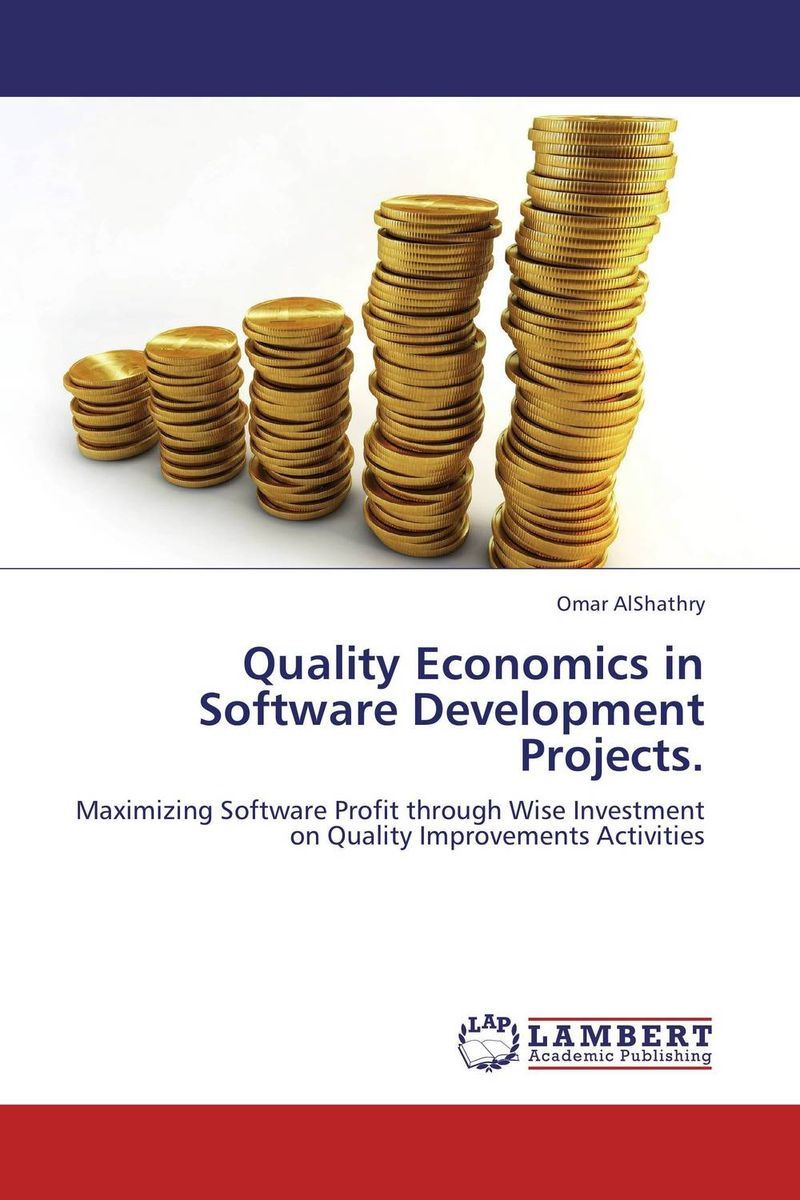 Quality Economics in Software Development Projects. quality assurance in textbook development