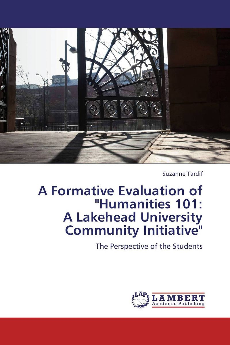 A Formative Evaluation of Humanities 101: A Lakehead University Community Initiative evaluation of tuberculosis dot program case detection and management