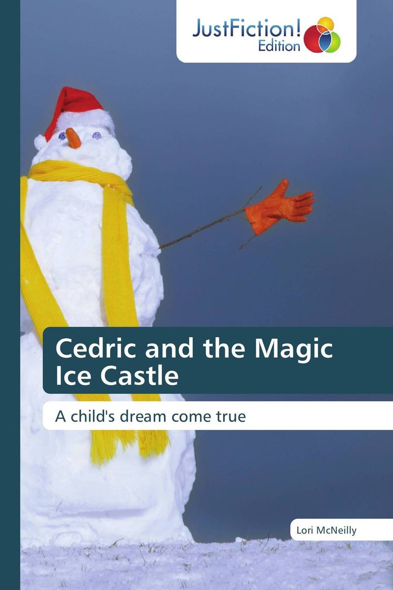 Cedric and the Magic Ice Castle keys to the castle