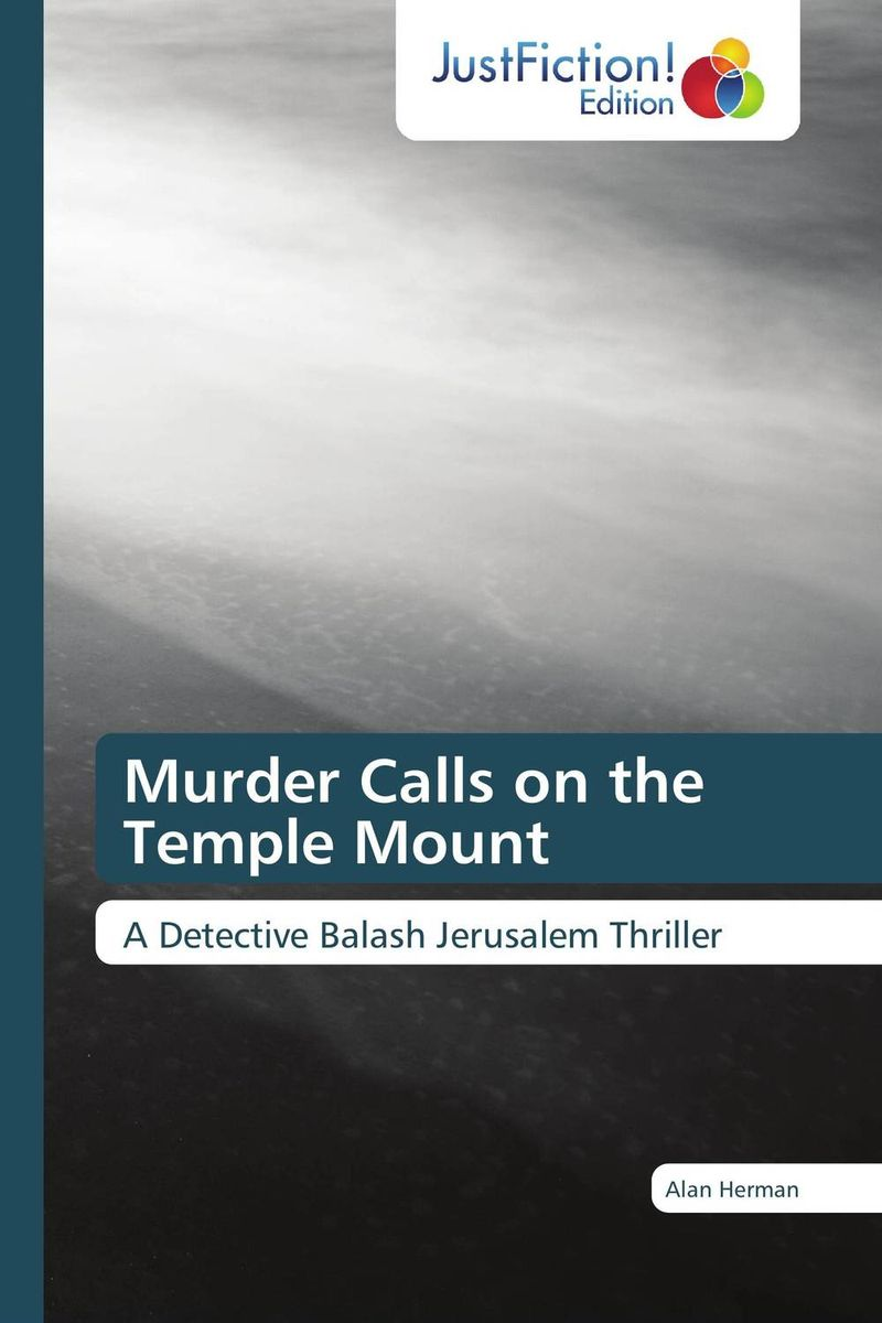Murder Calls on the Temple Mount jewish images in the comics