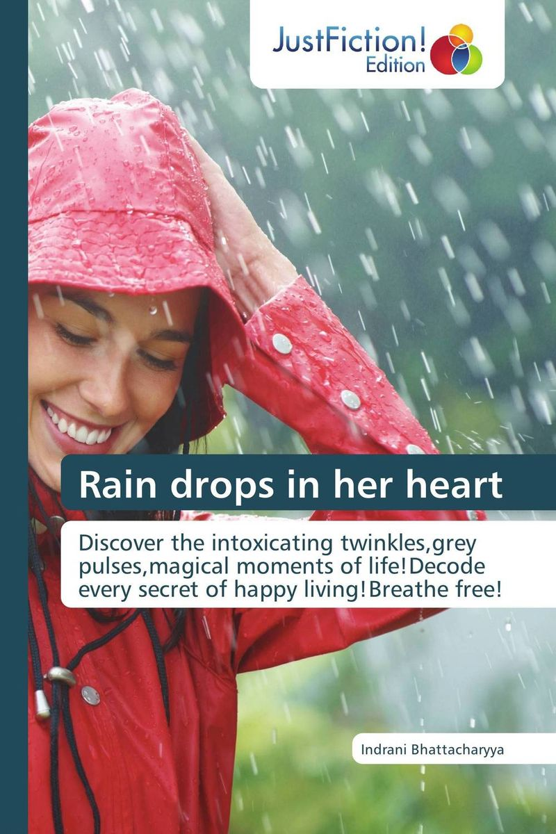 Rain drops in her heart driven to distraction