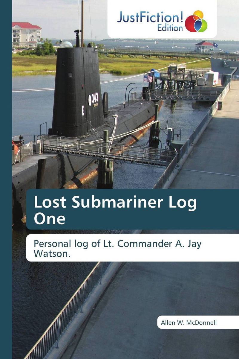 Lost Submariner Log One frog on his own