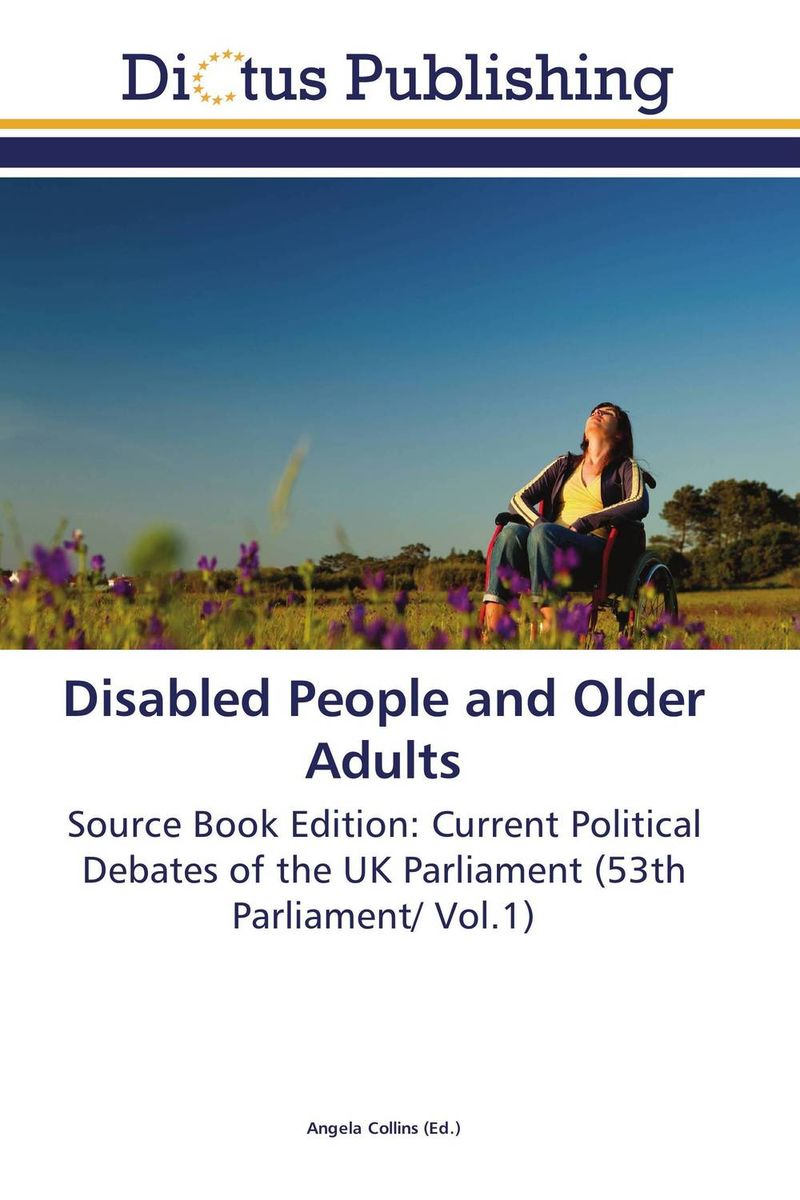Disabled People and Older Adults marco zolow spirituality in health and wellness practices of older adults