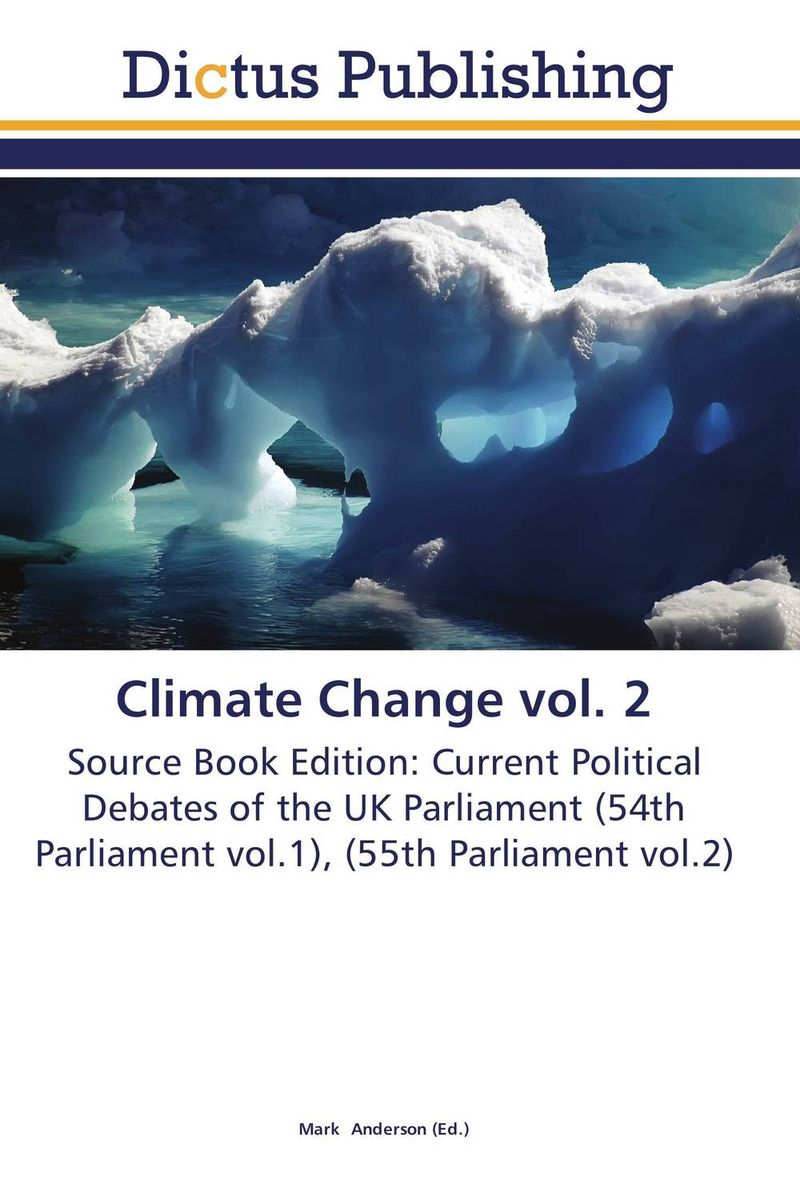 Climate Change vol. 2 affair of state an