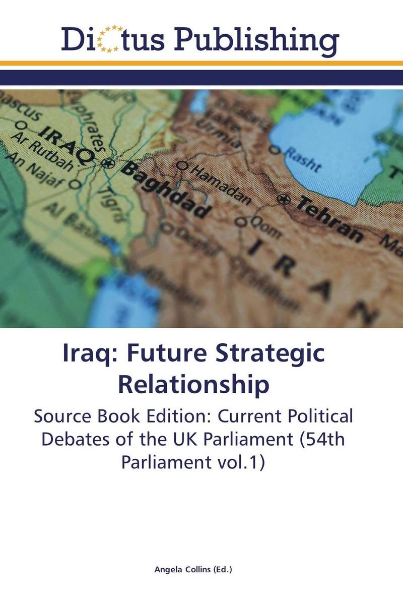 Iraq: Future Strategic Relationship sadat khattab usama abdul raouf and tsutomu kodaki bio ethanol for future from woody biomass