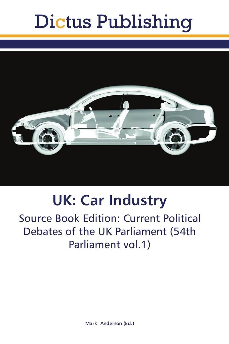 все цены на UK: Car Industry