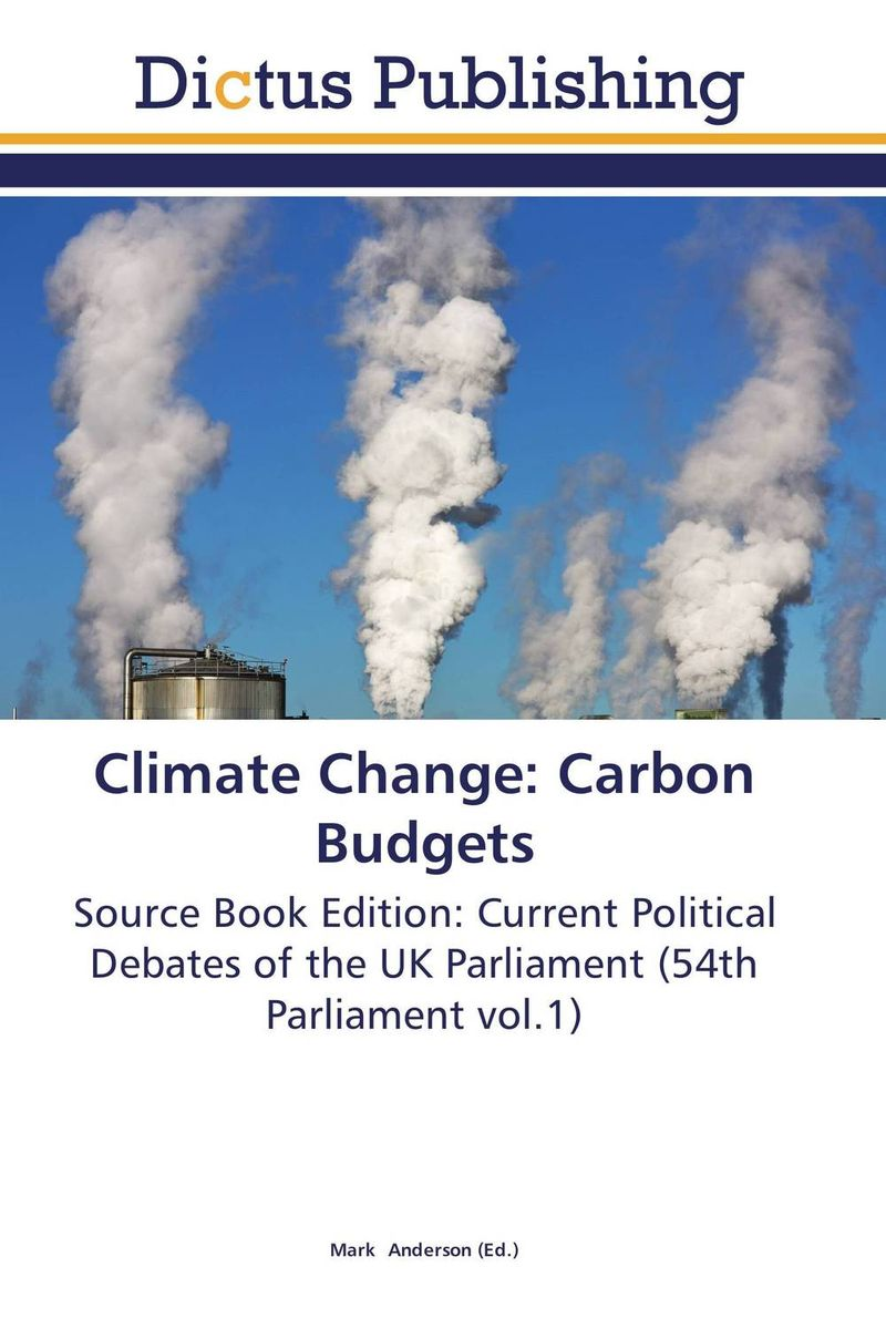 Climate Change: Carbon Budgets in a climate of fear political process and parliamentary elections in chechnya