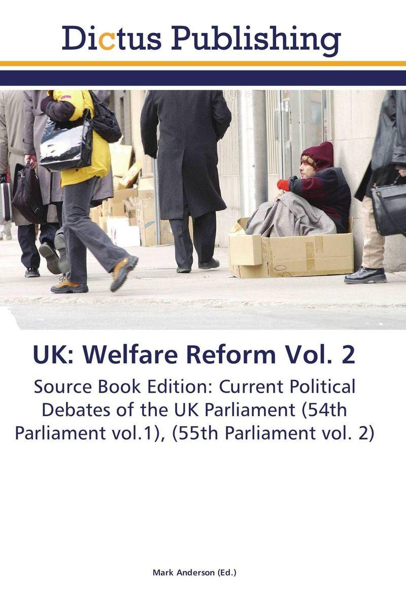 UK: Welfare Reform Vol. 2 suck uk