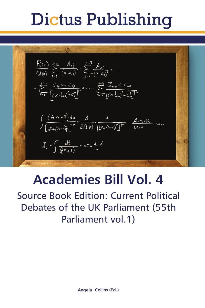 Academies Bill Vol. 4 the effect of prices and political unity on inter state gas bargaining