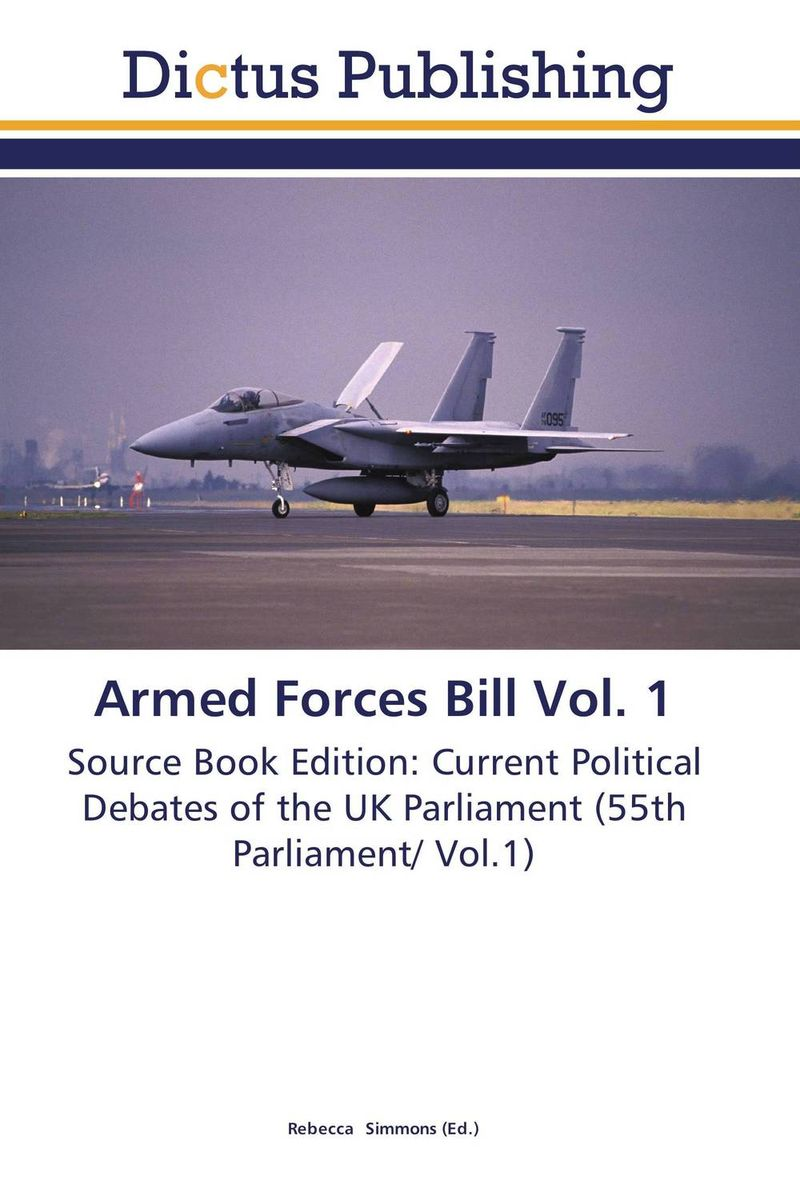Armed Forces Bill Vol. 1 the silver chair