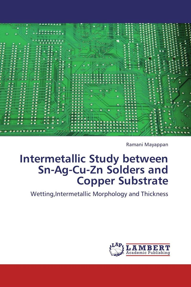 Intermetallic Study between Sn-Ag-Cu-Zn Solders and Copper Substrate study of sn doped ni zn ferrites