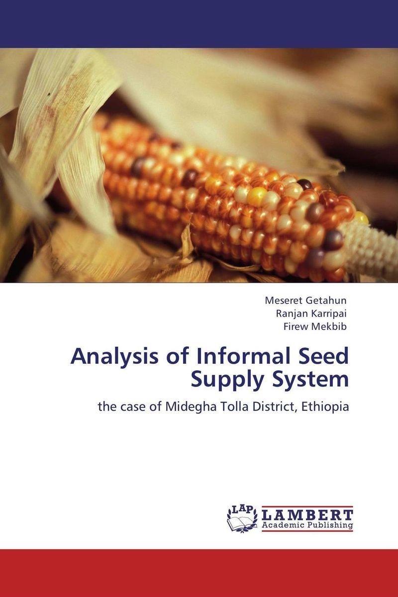 Analysis of Informal Seed Supply System